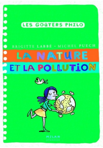 Goûters philo : la nature et la pollution